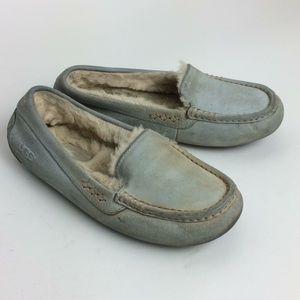 635d3625565 UGG Women's Icelandic Blue Ansley Slipper Size 7